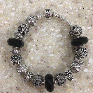 EUC Authentic Pandora Bracelet